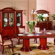 """Medusa"" dining set"