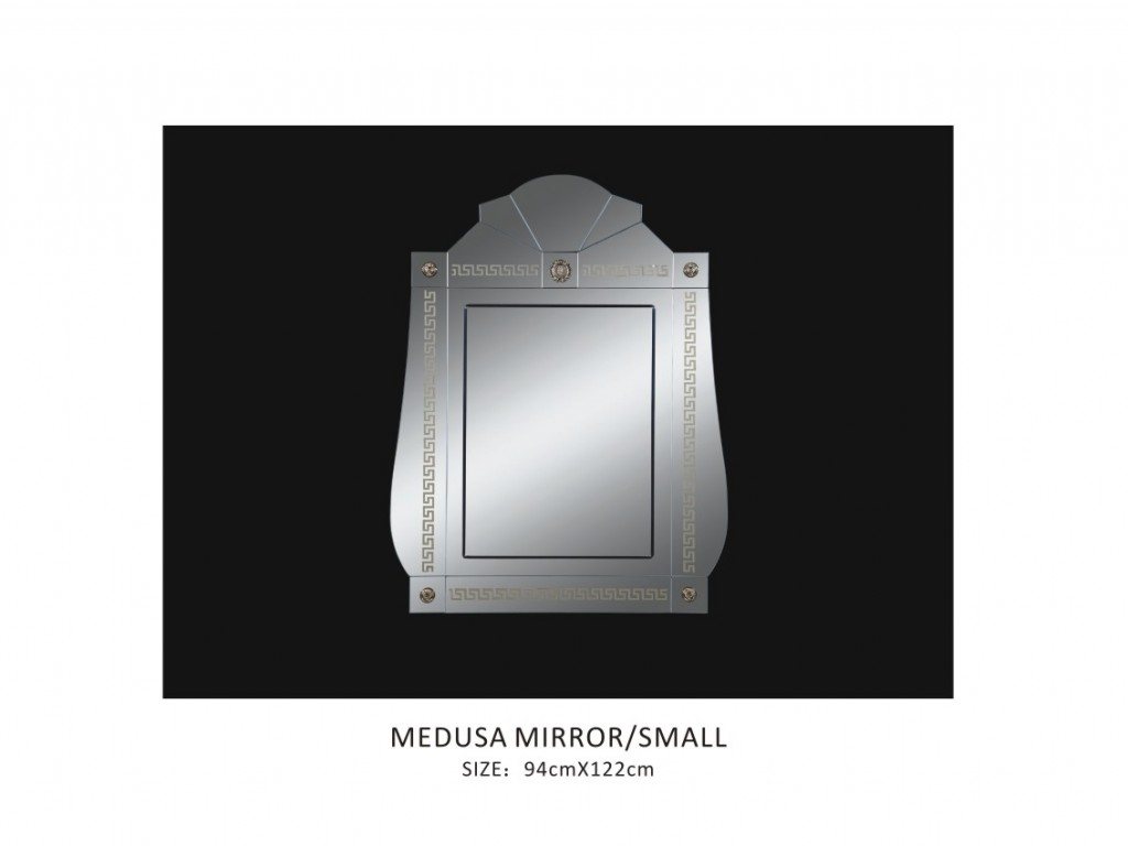 Medusa Mirror Small