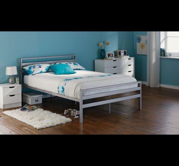 Bed Frame Metal 2