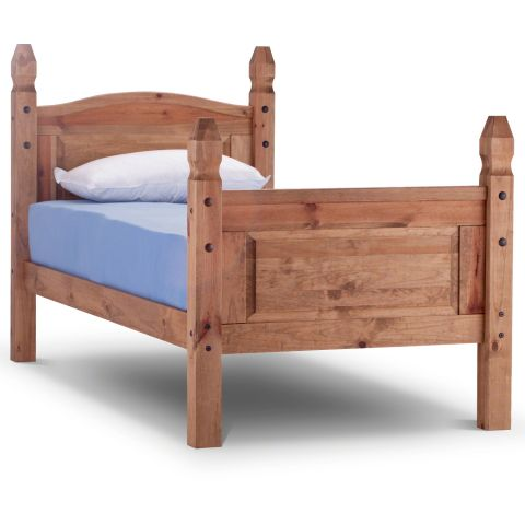 Bed Frame oak 1