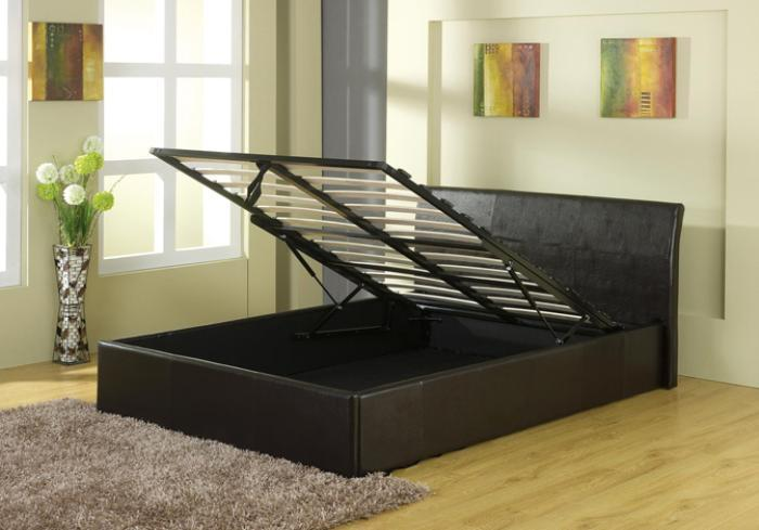 Budget Storage Bed