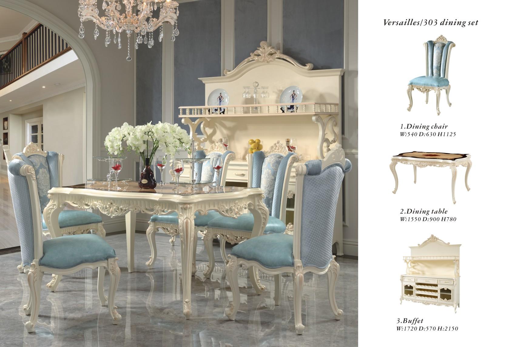Versailles Dining Suite