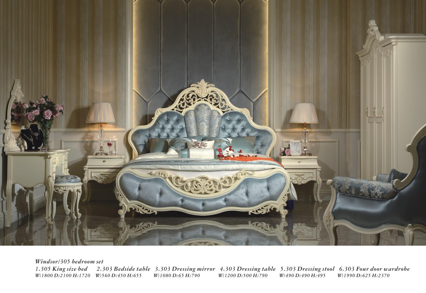 Windsor Bedroom Set